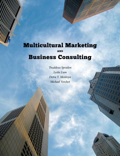 Multicultural Marketing and Business Consulting   2012 edition cover