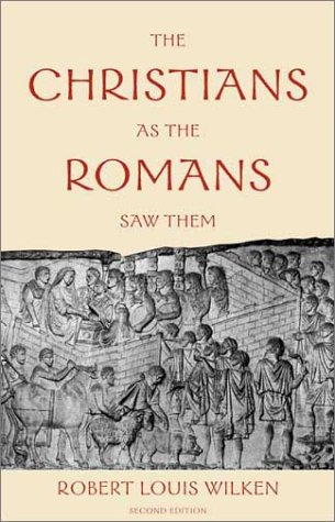 Christians as the Romans Saw Them  2nd 2003 edition cover
