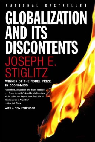 Globalization and Its Discontents   2003 edition cover