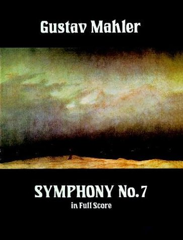 Symphony No. 7 in Full Score  Reprint edition cover