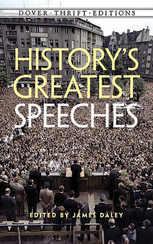History's Greatest Speeches   2013 edition cover