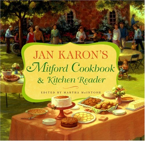 Mitford Cookbook and Kitchen Reader   2004 edition cover