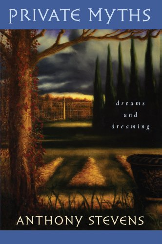 Private Myths Dreams and Dreaming  1995 edition cover
