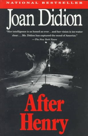 After Henry  N/A edition cover