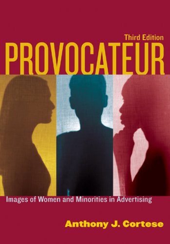 Provocateur Images of Women and Minorities in Advertising 3rd 2008 edition cover