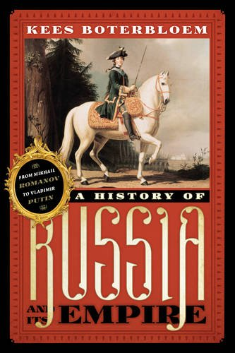 History of Russia and Its Empire  N/A edition cover