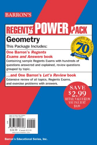 Geometry Power Pack   2015 edition cover