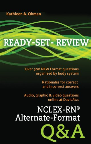 NCLEX-RN� Alternate-Format Q and A  N/A edition cover