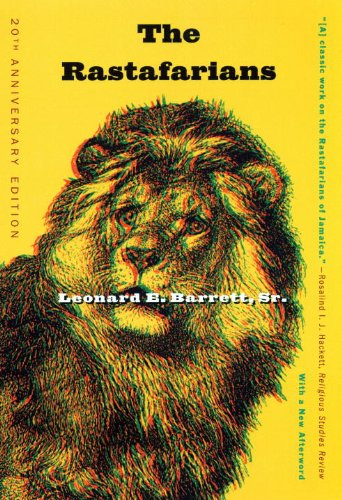 Rastafarians 20th 1997 (Revised) edition cover