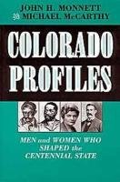 Colorado Profiles Men and Women Who Shaped the Centennial State  1996 edition cover