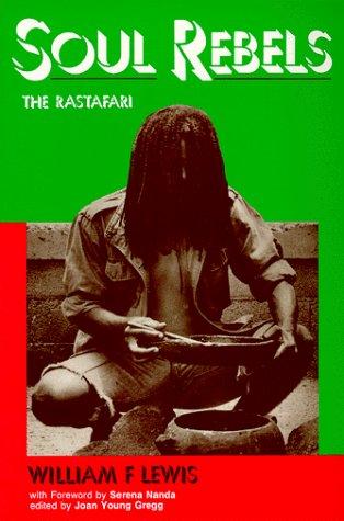 Soul Rebels The Rastafari  1993 edition cover