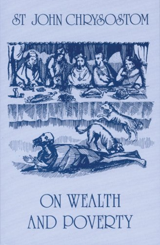 On Wealth and Poverty  1984 edition cover