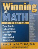 Winning at Math  5th 2008 edition cover