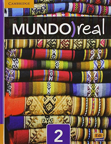 MUNDO REAL LEVEL 2-W/ACCESS+ST N/A 9781107414396 Front Cover
