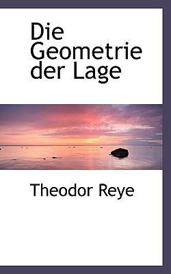 Die Geometrie der Lage  2009 edition cover