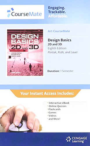 DESIGN BASICS:2D+3D-ACCESS     N/A 9781133310396 Front Cover