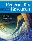 Federal Tax Research:   2014 edition cover