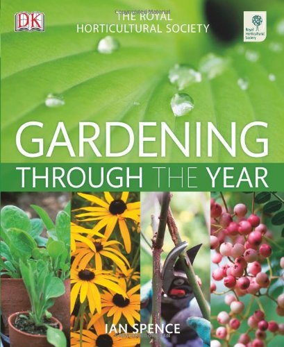 RHS Gardening Through the Year   2009 9781405347396 Front Cover
