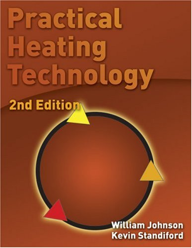 Practical Heating Technology  2nd 2009 (Revised) edition cover