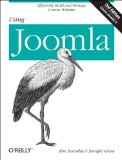 Using Joomla!  2nd 2014 edition cover
