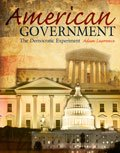 American Government The Democratic Experiment Revised  edition cover
