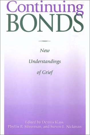Continuing Bonds New Understandings of Grief  1996 edition cover