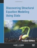 Discovering Structural Equation Modeling Using Stata   2013 (Revised) edition cover