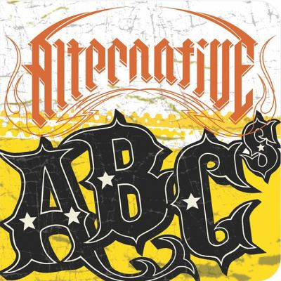 Alternative ABCs (Chunky Edition)  N/A 9781934429396 Front Cover