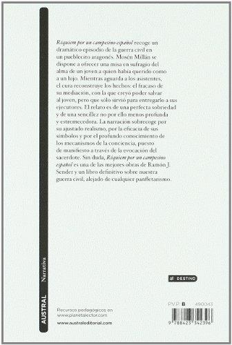 REQUIEM POR UN CAMPESINO ESPAN N/A edition cover