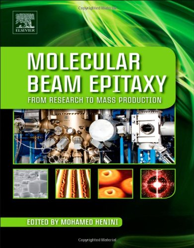 Molecular Beam Epitaxy From Research to Mass Production  2013 edition cover