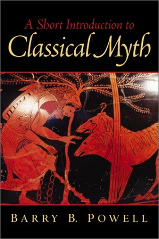Short Introduction to Classical Myth   2002 edition cover