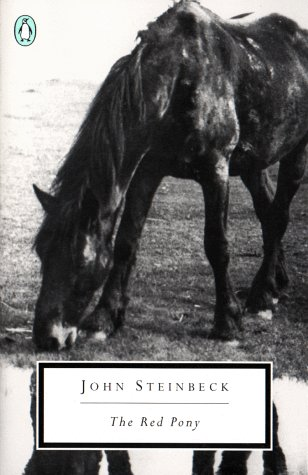 Red Pony   1965 (Revised) edition cover