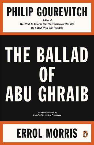 Ballad of Abu Ghraib  N/A 9780143115397 Front Cover