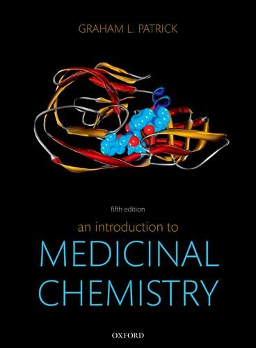 Introduction to Medicinal Chemistry  5th 2013 edition cover