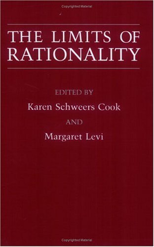 Limits of Rationality   1990 9780226742397 Front Cover