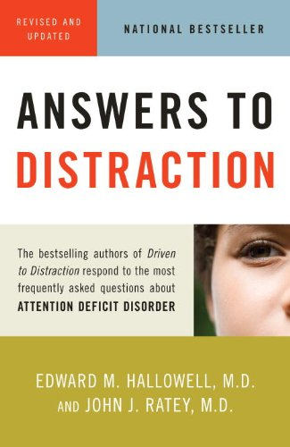 Answers to Distraction  N/A edition cover