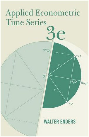 Applied Econometric Times Series  3rd 2010 edition cover