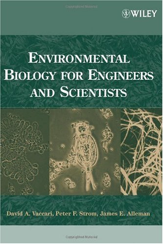 Environmental Biology for Engineers and Scientists   2005 edition cover