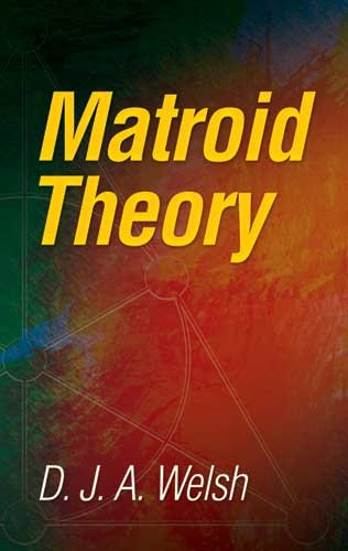 Matroid Theory   2010 edition cover