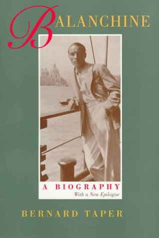 Balanchine A Biography Revised edition cover