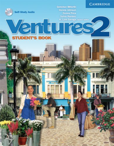 Ventures  Student Manual, Study Guide, etc. edition cover
