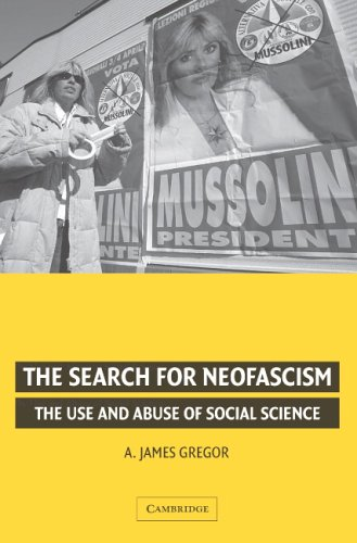 Search for Neofascism The Use and Abuse of Social Science  2006 edition cover