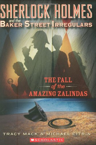 Fall of the Amazing Zalindas  N/A 9780545069397 Front Cover