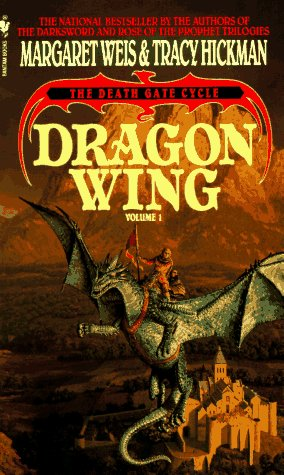 Dragon Wing The Death Gate Cycle, Volume 1  1990 9780553286397 Front Cover