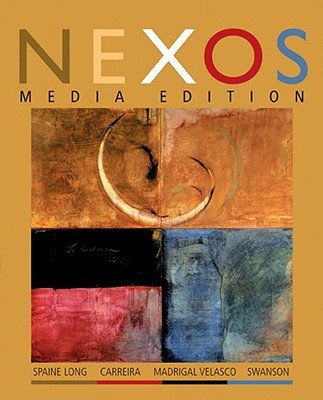 NEXOS:INTRO.SPANISH,MEDIA-W/CD 1st 9780618712397 Front Cover