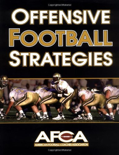 Offensive Football Strategies   2000 edition cover