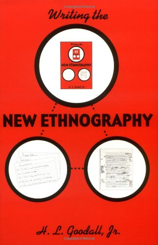 Writing the New Ethnography   2000 edition cover