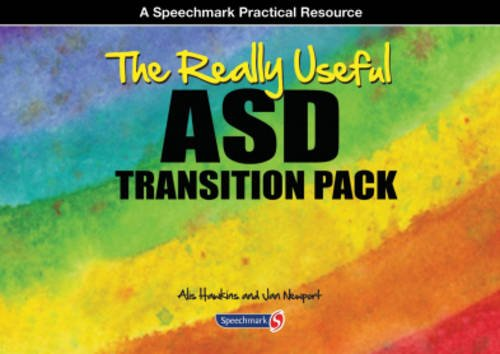 Really Useful ASD Transition Pack   2010 9780863888397 Front Cover