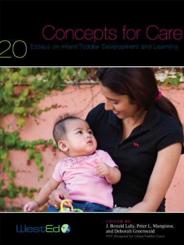 Concepts for Care : 20 Essays on Infant/Toddler Development and Learning  2006 edition cover