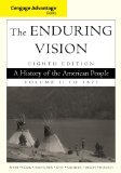 Enduring Vision A History of the American People to 1877 8th 2015 edition cover